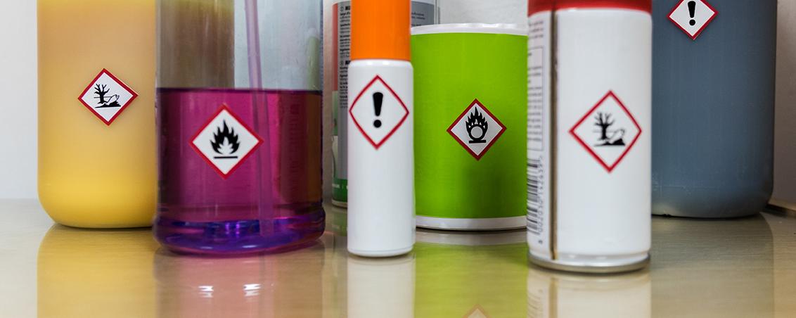 Adesivi Sostanze Pericolose