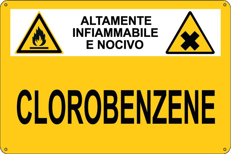 sostanza pericolosa Clorobenzene