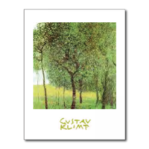 008 - Gustav Klimt - Frutteto
