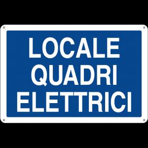 Locale quadri elettrici