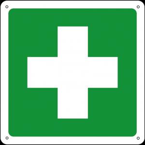 Primo soccorso quadrato
