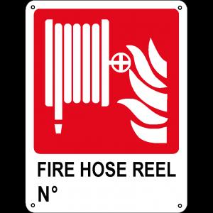 Fire hose reel n°