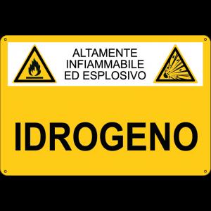 sostanza pericolosa idrogeno