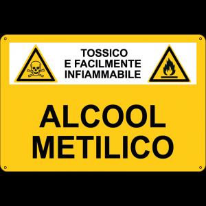 sostanza pericolosa Alcool metilico