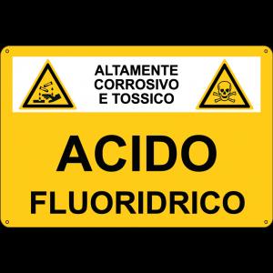 sostanza pericolosa Acido fluoridrico