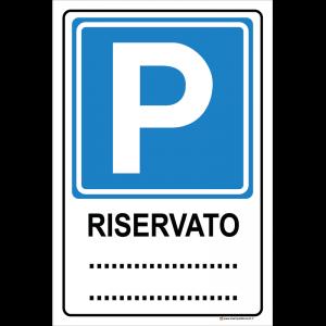 Parcheggio - Riservato