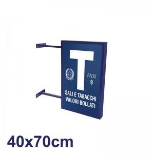 Insegna per Tabacchino 40x70 cm NON LUMINOSA