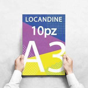 Locandine A3 - 10 copie