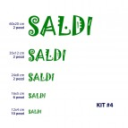 KIT SALDI #4