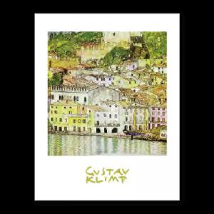 014 - Gustav Klimt - Malcenise sul lago di Garda