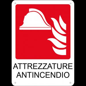 Attrezzature antincendio verticale