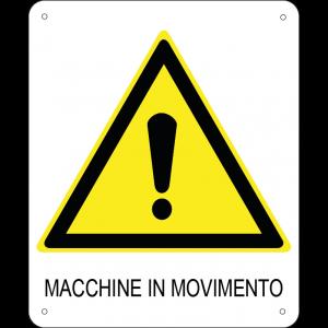 Macchine in movimento verticale