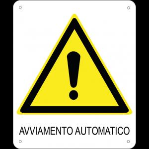 Avviamento automatico verticale