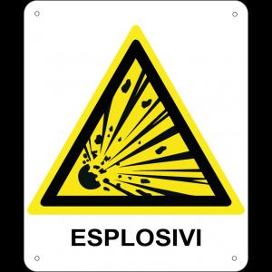 Esplosivi verticale
