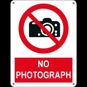 No photograph