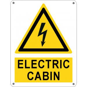 Electric cabin