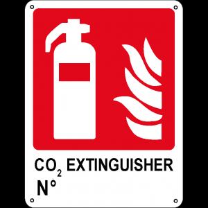 CO2 extinguisher n°