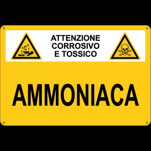 sostanza pericolosa Ammoniaca