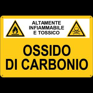 sostanza pericolosa Ossido di carbonio