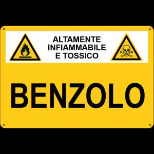 sostanza pericolosa Benzolo