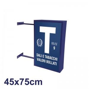 Insegna per Tabacchino 45x75 cm
