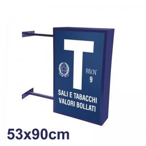 Insegna per Tabacchino 53x90 cm